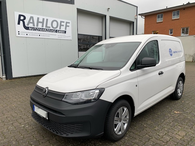 VW Caddy 5 Cargo neues Modell ab 10/2020