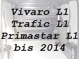 Vivaro Trafic kurz L1