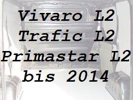 Vivaro Trafic lang L2