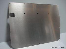 Aluminium Laderaumschutz