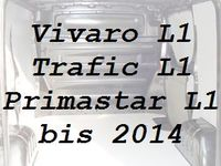 Vivaro Trafic Kurz L1 alt