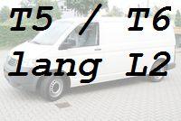 VW T5 T6 Kasten lang L2