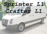 Crafter Sprinter Kurz L1