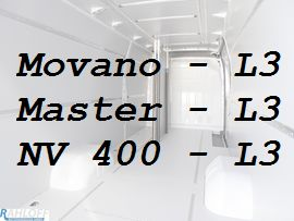 Movano Master NV 400 L3