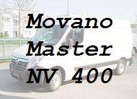 Movano Master Ladungssicherung
