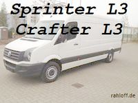 Crafter Sprinter lang L3