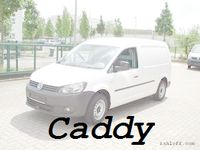 Caddy Ladungssicherung