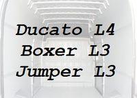 Ducato L4 Boxer Jumper L3