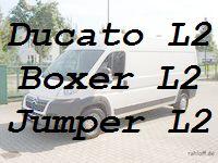 Ducato Boxer Jumper L2