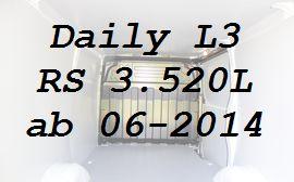 Daily L3 - 3.520L neu