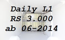 Daily L1 - 3.000 neu