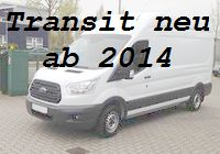 Transit neues Modell ab 2014