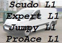 Scudo Expert Jumpy L1