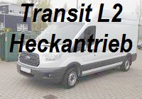 Transit L2 neu Heckantrieb
