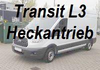 Transit L3 neu Heckantrieb