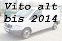 Vito Deckenverkleidung bis 2014