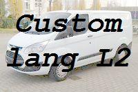 Custom L2 lang
