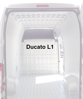 Fiat Ducato kurz L1