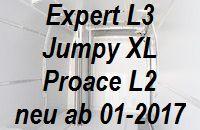 Expert Jumpy Proace extralang L3
