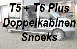 T6 T5 Doppelkabine