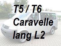 VW T5 / T6 Caravelle lang L2