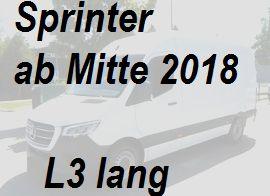 Sprinter L3 aktuelles Modell