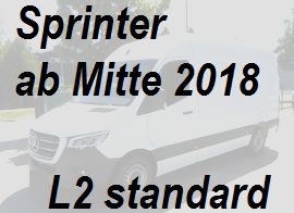 Sprinter L2 aktuelles Model