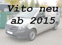Vito - aktuelles Modell