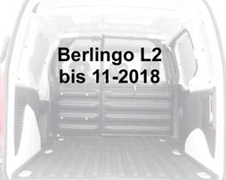 Citroen Berlingo alt L2 (lang) bis 11-2018