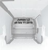 Citroen Jumpy L2 - alt bis 11-2018