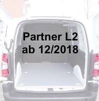 Peugeot Partner neu lang L2 ab 12- 2018