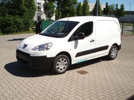 Peugeot Partner bis 11-2018