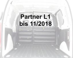 Peugeot Partner L1 (kurz)