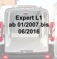 Peugeot Expert L1 alt bis 06-2016