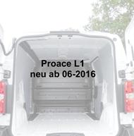 Toyota Proace L1 - neu