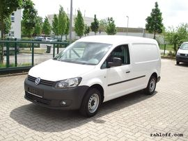VW Caddy altes Modell
