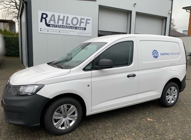 VW Caddy 5 Cargo kurz L1 (neues Modell ab 10/2020)