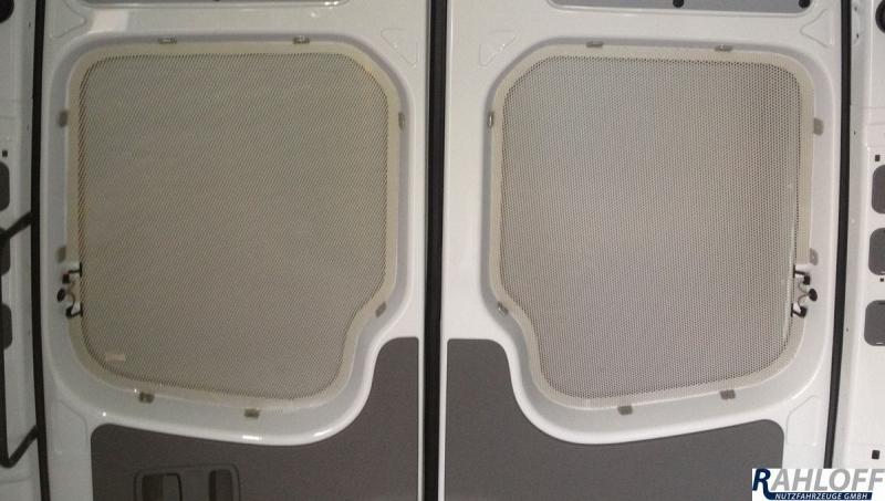 Sprinter Crafter Fensterschutzgitter aus Aluminium