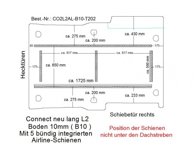 Connect Neu Boden Direkt Ab Werk Konturgefrast