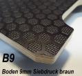 Siebdruckplatte 9 mm braun ca. 2.500 x 1.500 mm