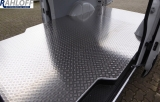 Fiat Ducato L4 Aluminium Ladeboden
