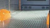 Caddy Boden aus Aluminium L1