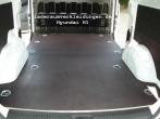 Hyundai H1 Boden mit Siebdruck-Beschichtung
