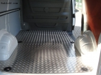 Combo Doblo Boden aus Aluminium L2