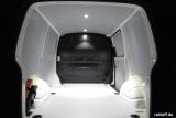 Vito Dachverkleidung mit LED Strahlern L1 H1 alt