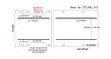 Fiat Ducato L5 Boden Ladungssicherungs - Schienen 2x