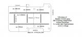 Vito Boden 5 Airline Schienen längs + quer L2 alt 203