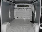 Trafic Vivaro Laderaumverkleidung Sperrholz L2 alt