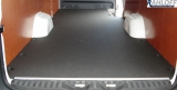 Sprinter Crafter Boden 10mm aus Kunststoff PP einteilig L3