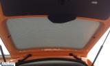 Caddy Fensterschutzgitter aus Aluminium